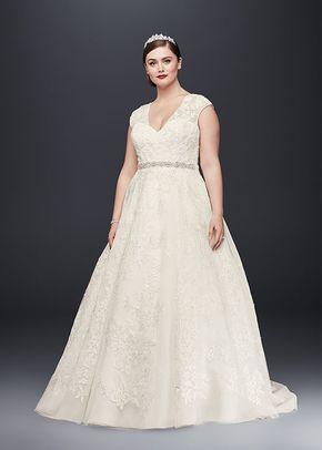 Jewel 9V3836, David's Bridal