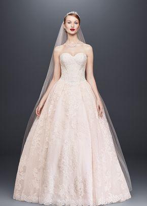 David's Bridal Collection Style 9WG3829, David's Bridal
