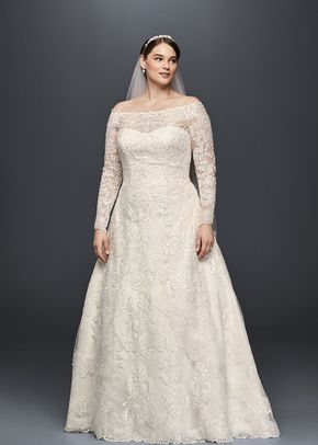 David's Bridal Style WG3930, David's Bridal