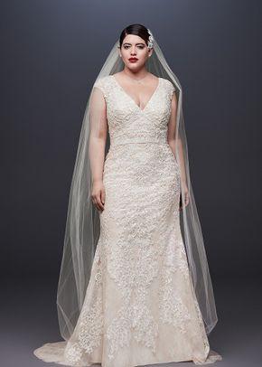 David's Bridal Collection Style 184336DB, David's Bridal