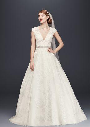 Oleg Cassini Style CWG748, David's Bridal