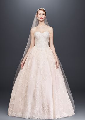 Oleg Cassini Style CWG749, David's Bridal