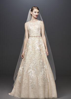 David's Bridal Style WG3879, David's Bridal