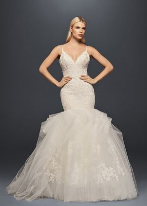 Truly Zac Posen ZP341708, David's Bridal