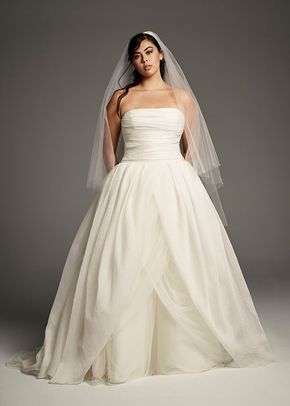 Galina Signature Style SWG823, David's Bridal