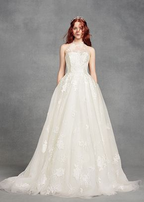 David's Bridal Collection Style 9V9743, David's Bridal