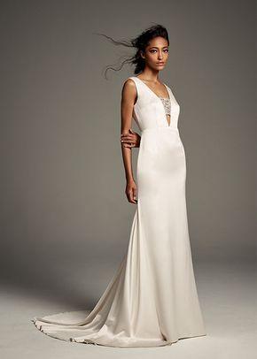 David's Bridal Collection Style WG3832, David's Bridal