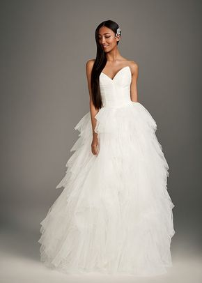 Vera Wang Style VW351485, David's Bridal