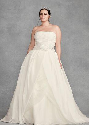 David's Bridal Style WG3856, David's Bridal
