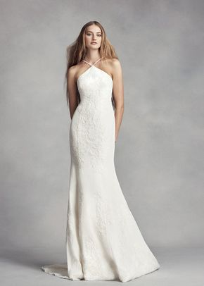 White by Vera Wang VW351346, David's Bridal