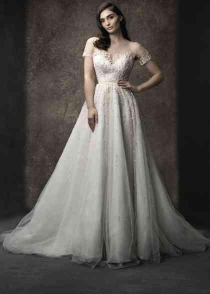 ES861 Grayce, Enaura Bridal