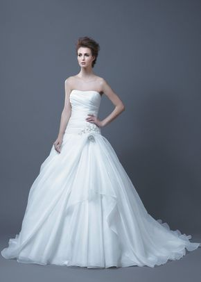 Strapless Wedding Dress Photos Strapless Wedding Dress