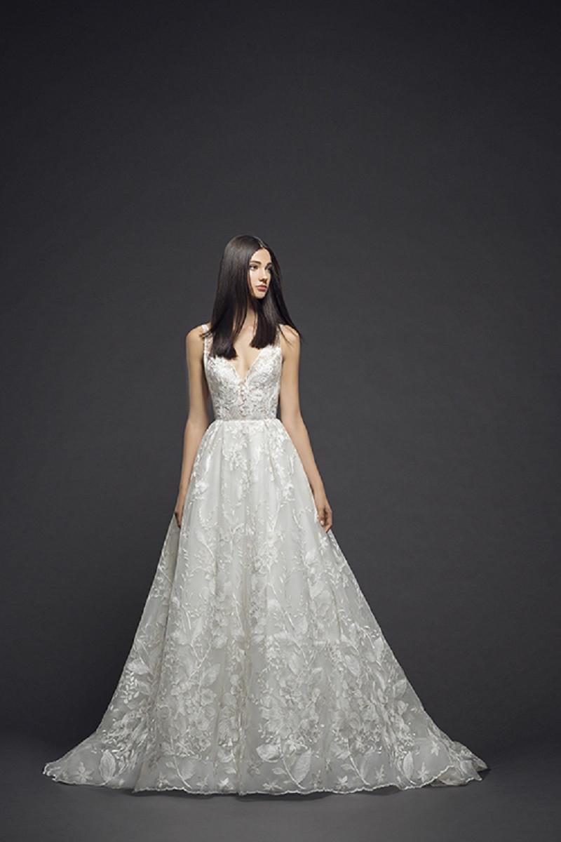 Lazaro Wedding Dresses Lazaro Photos Weddingwire Com