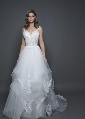 14590, LOVE by Pnina Tornai