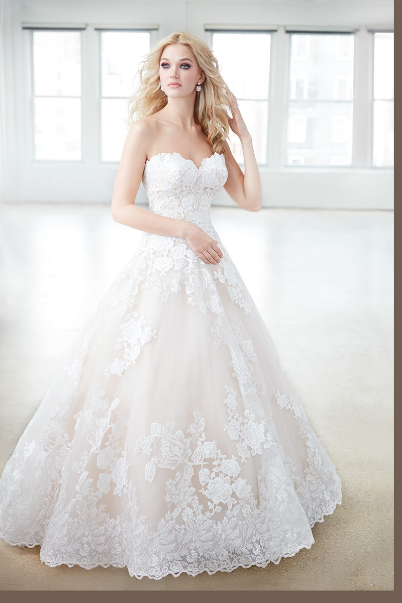 Mj354 ball gown wedding dress by madison james for Madison james wedding dress prices