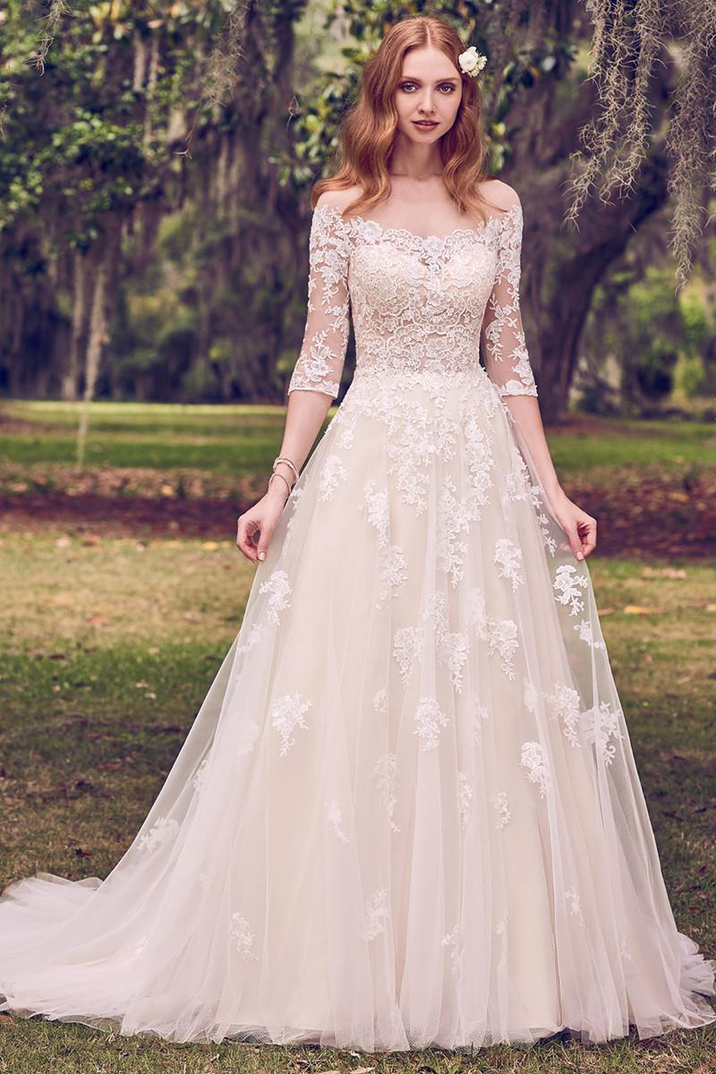Bateau Wedding Dress Photos, Bateau Wedding Dress Pictures ... - photo #38