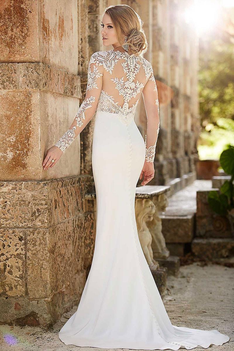 690 sheath wedding dress by martina liana for Wedding dresses south florida