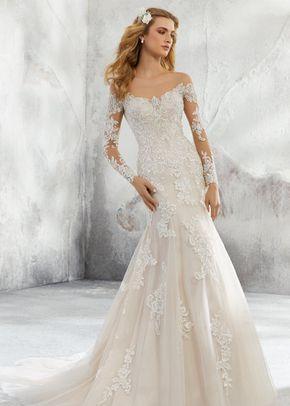 Leighton 8293, Morilee by Madeline Gardner Bridesmaids
