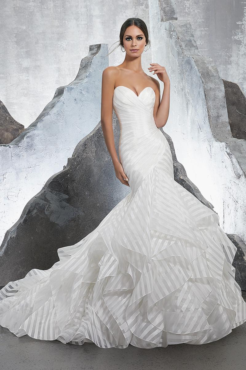 Ruffles Wedding Dress Photos, Ruffles Wedding Dress ... - photo #26