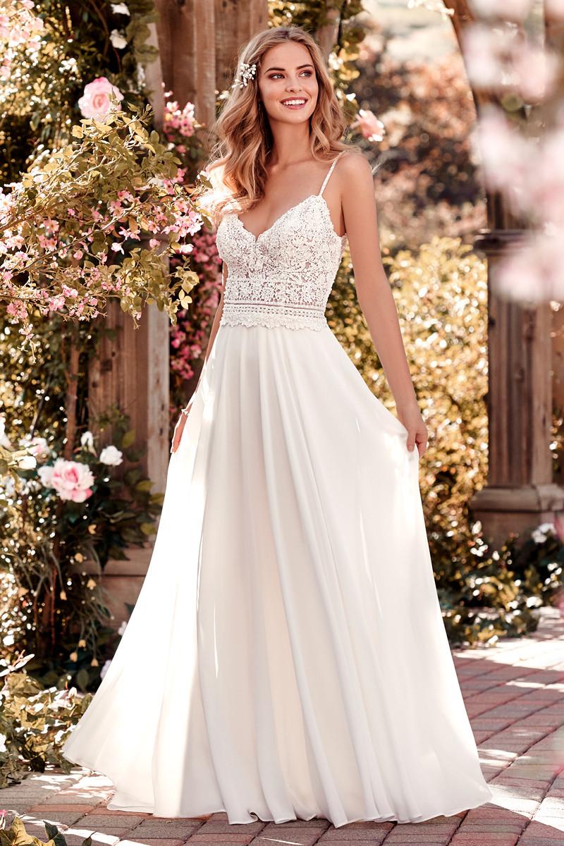 Juniper Sheath Wedding Dress By Rebecca Ingram