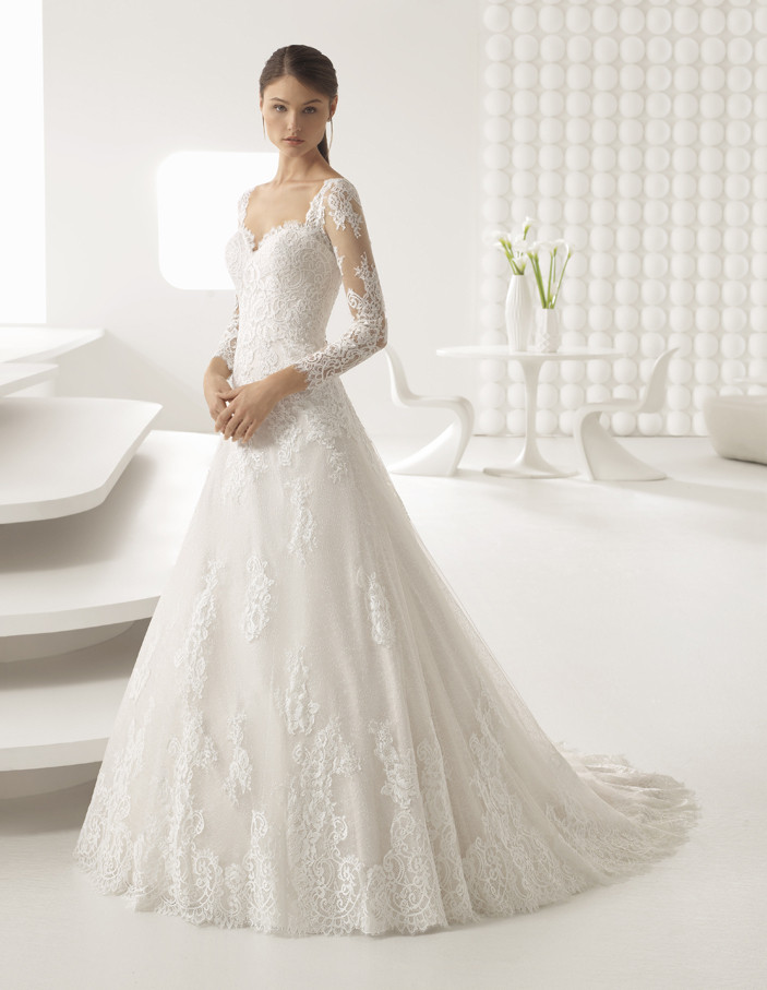 Rosa Clara Wedding Dresses, Rosa Clara Photos ... - photo #29