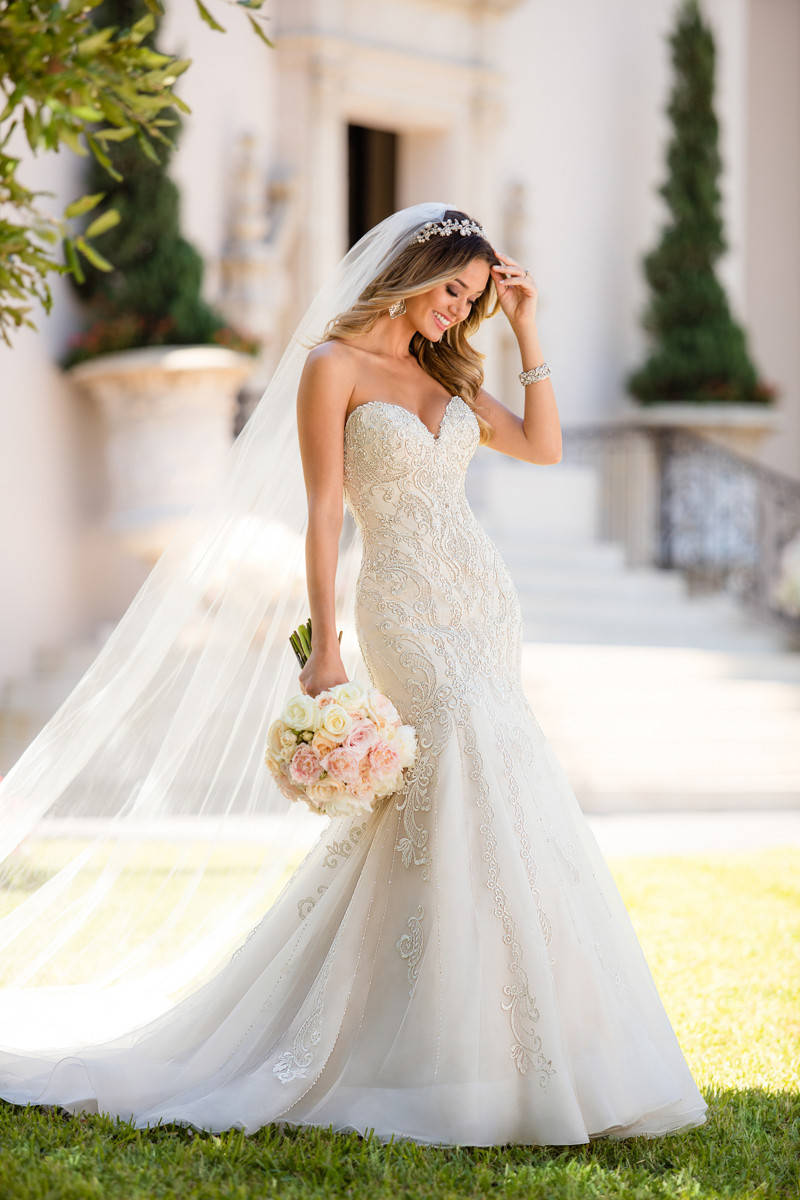 Drop Wedding Dress Photos Drop Wedding Dress Pictures