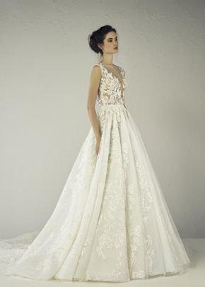 CHARA, Tony Ward for Kleinfeld
