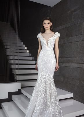 Carla, Tony Ward for Kleinfeld
