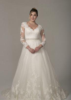 VW8751, Venus Bridal