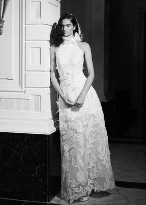 ORGANZA LACE FLOWER GOWN, Viktor&Rolf Mariage