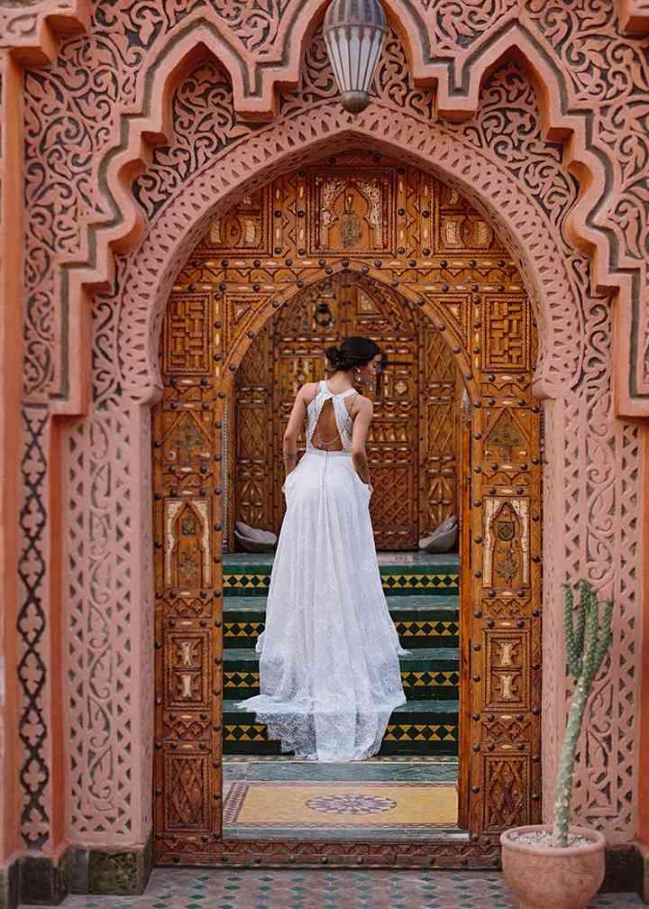 Skylar, Wilderly Bride
