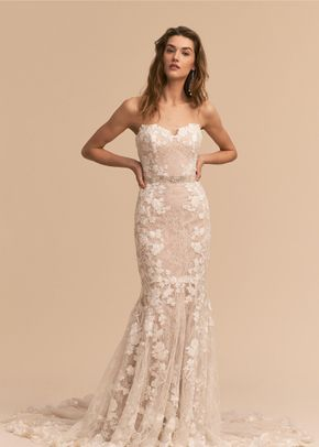 Lombardy Gown 45265758_011_a, Adrianna Papell Platinum
