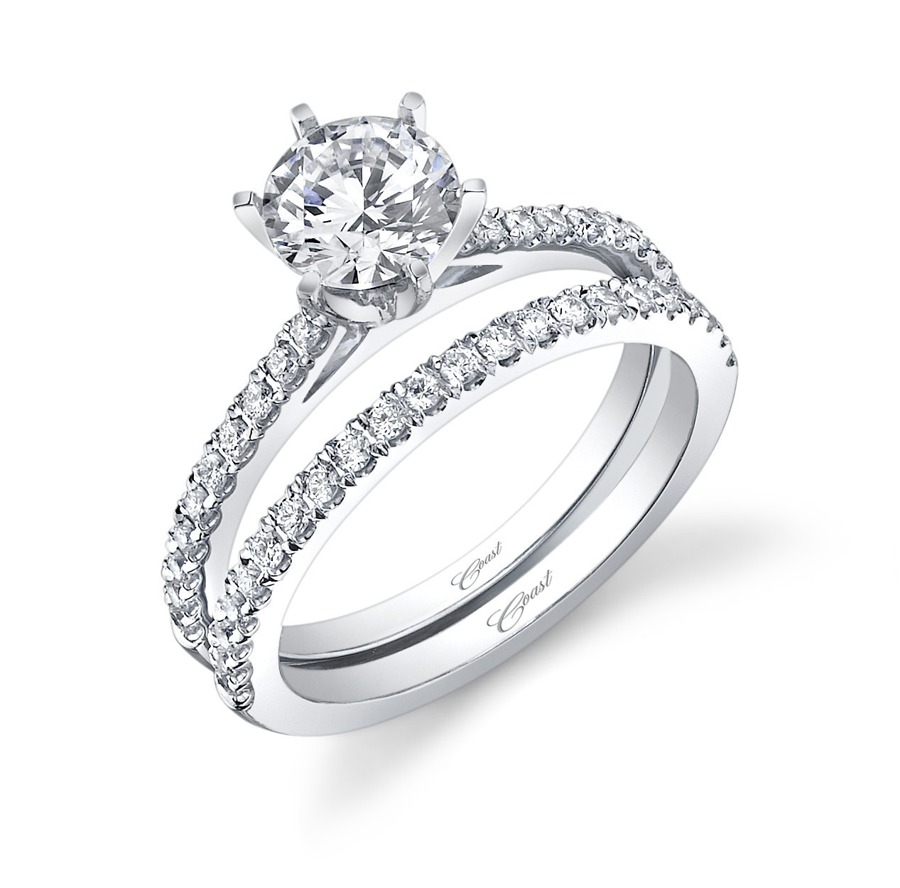 Engagement Rings Gold Coast: LC5250 By Coast Diamond