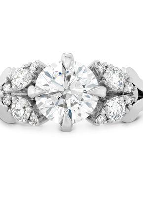 Aerial Petal Diamond, Hearts on Fire