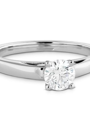 Simply Bridal Solitaire, Hearts on Fire