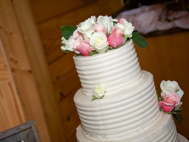 Tmx 1439744494663 Cake 1 Pigeon Forge, TN wedding venue