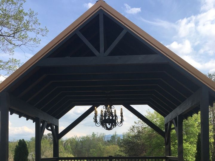 Tmx 1497047774347 Pergola Pigeon Forge, TN wedding venue