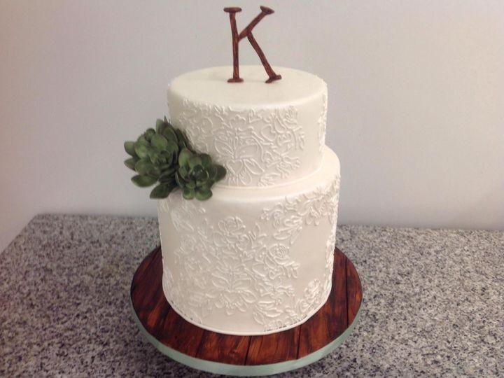 Tmx 1392085659940 1425490102021473940380411683315493 Anaheim wedding cake