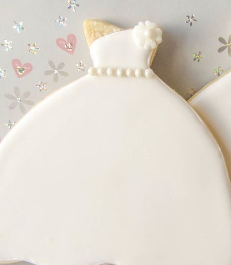 the wedding cookie shoppe classic