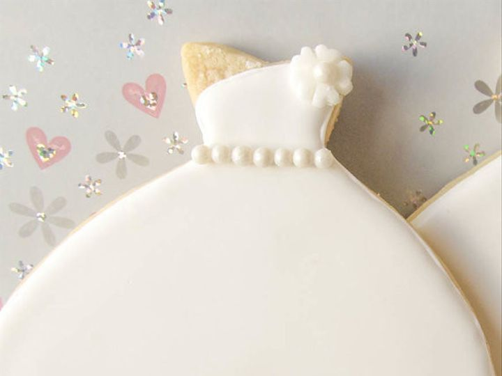 Tmx 1368129050407 The Wedding Cookie Shoppe Classic Hackensack wedding favor