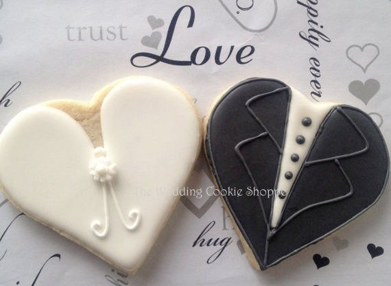 Tmx 1368129833447 The Wedding Cookie Shoppebride And Groom Hackensack wedding favor