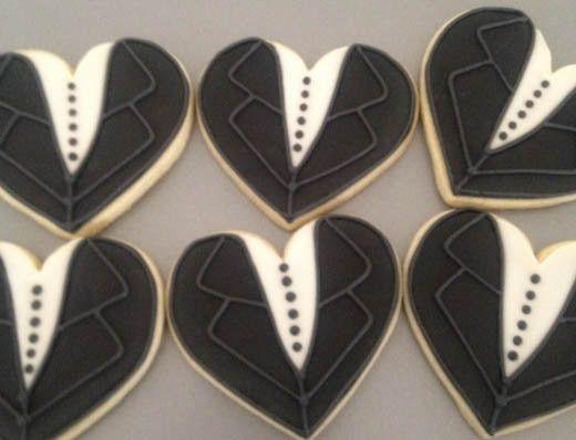 Tmx 1368129991376 The Wedding Cookie Shoppe Groom Hackensack wedding favor