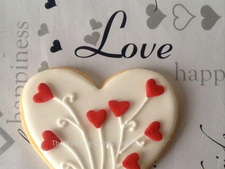Tmx 1368130016783 The Wedding Cookie Shoppelove Hackensack wedding favor