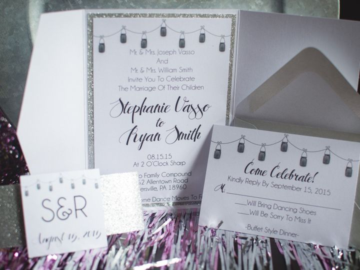 Tmx 1478523024204 Dsc0132sdfg Perkasie, Pennsylvania wedding invitation