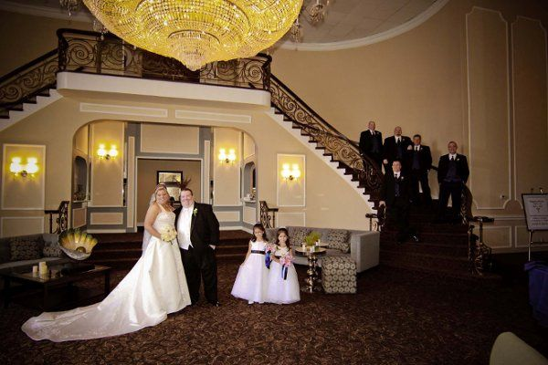 Circular Staircase is perfect for pictures.