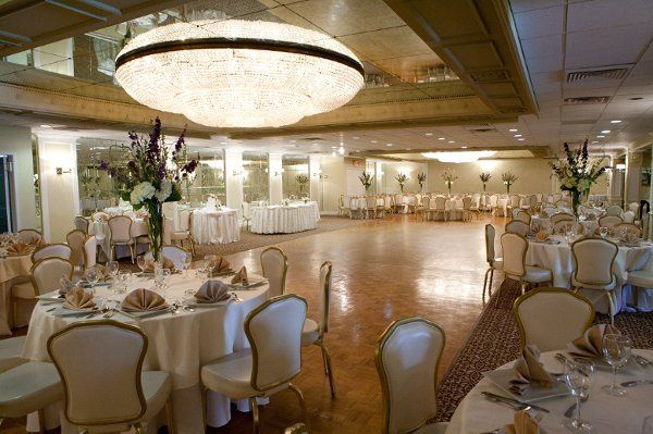 Elegantly decorated ballrooms seat up to 275 and have a stunning new contemporary look!