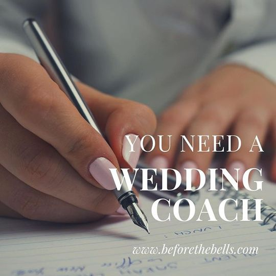 Wedding coach