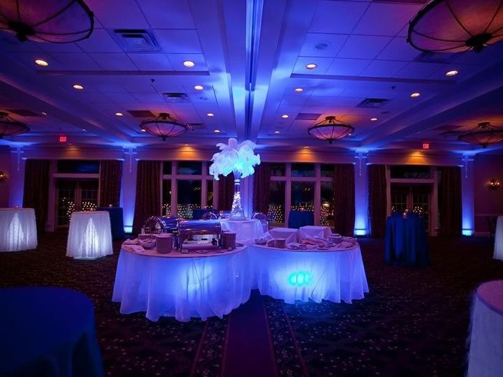 Tmx 1353527740136 UnderTableLighting Harrisburg wedding dj