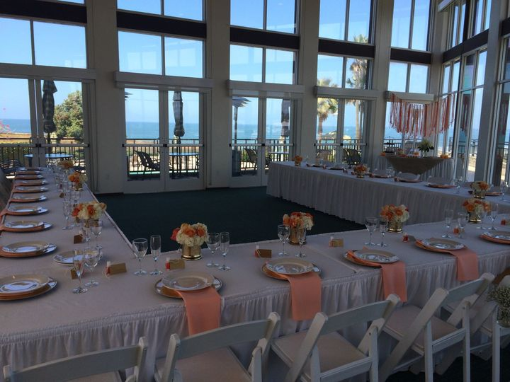 Perfect setting for a Bridal Shower!
