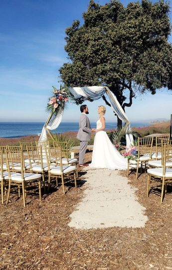 "Say your ""I Do's"" at the Surfside Ceremony Pointe"